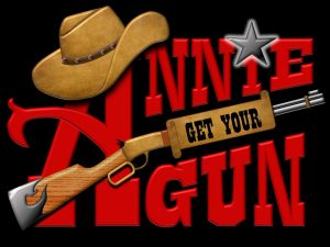 Auditions: Annie Get Your Gun presented by Sunrise Players at Sunrise United Methodist Church, Colorado Springs CO