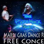 Patti Mack Mardi Gras Party presented by Stargazers Theatre & Event Center at Stargazers Theatre & Event Center, Colorado Springs CO