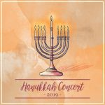 Hanukkah Concert presented by Little London Winds at Temple Shalom, Colorado Springs CO