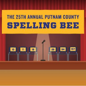 POSTPONED: The 25th Annual Putnam County Spelling Bee presented by Colorado Springs Fine Arts Center at Colorado College at Colorado Springs Fine Arts Center at Colorado College, Colorado Springs CO