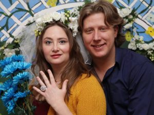 'David and Katie Get Re-Married' presented by Millibo Art Theatre at Millibo Art Theatre, Colorado Springs CO