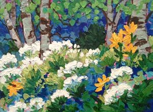 'Fresh Paint' presented by Laura Reilly Fine Art Gallery and Studio at Laura Reilly Studio, Colorado Springs CO