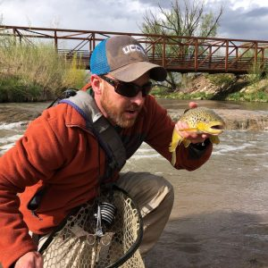February Meeting of the Pikes Peak Chapter of Trout Unlimited presented by Downtown Walking Tour: Ghosts of Downtown at Colorado Division of Wildlife, Colorado Springs CO
