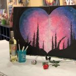 Valentines Paint & Sip Date Night presented by Painting with a Twist: Downtown Colorado Springs at Painting with a Twist Colorado Springs Downtown, Colorado Springs CO