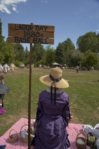CANCELED: Labor Day Vintage Base Ball presented by Rock Ledge Ranch Historic Site at Rock Ledge Ranch Historic Site, Colorado Springs CO
