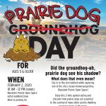 Prairie Dog Day presented by City of Colorado Springs Parks, Recreation & Cultural Services at ,