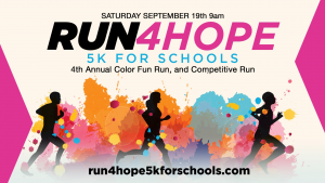 Run4Hope 5k For Schools presented by Virtual Turkey Trot 5K at ,