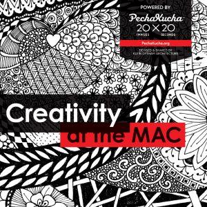 Creativity at the MAC Powered by PechaKucha presented by Manitou Art Center at Manitou Art Center, Manitou Springs CO