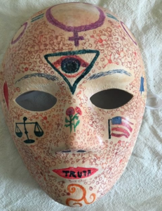 February Art Workshop for Survivors of Sexual Assault: Mask Making presented by Finding Our Voices at Cottonwood Center for the Arts, Colorado Springs CO