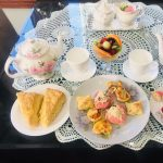 Valentine's Day High Tea presented by Miramont Castle Museum at The Queen's Parlour Tearoom, Manitou Springs CO