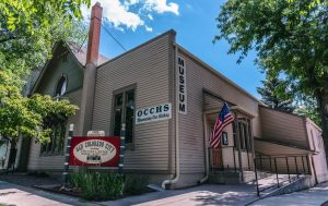 The Historic Films of the Pikes Peak Region presented by Old Colorado City Historical Society at Old Colorado City History Center, Colorado Springs CO