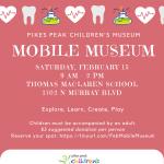 Pikes Peak Children's Museum: Mobile Museum presented by Pikes Peak Children's Museum at ,