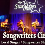 Songwriters Circle presented by Stargazers Theatre & Event Center at Stargazers Theatre & Event Center, Colorado Springs CO