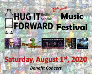 CANCELLED: Hug It Forward Music Festival presented by Stargazers Theatre & Event Center at Stargazers Theatre & Event Center, Colorado Springs CO