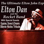 Elton Dan & The Rocket Band presented by Stargazers Theatre & Event Center at Stargazers Theatre & Event Center, Colorado Springs CO