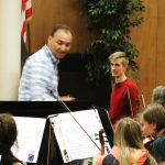 'Storms' presented by Pikes Peak Philharmonic at First United Methodist Church, Colorado Springs CO