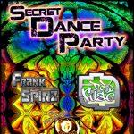 Secret Dance Party presented by Zodiac at Zodiac, Colorado Springs Colorado