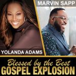 POSTPONED: Blessed by the Best Gospel Explosion presented by Pikes Peak Center for the Performing Arts at Pikes Peak Center for the Performing Arts, Colorado Springs CO