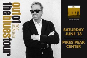 Boz Scaggs presented by Pikes Peak Center for the Performing Arts at Pikes Peak Center for the Performing Arts, Colorado Springs CO