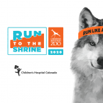 Run to the Shrine 2020 presented by Cheyenne Mountain Zoo at Cheyenne Mountain Zoo, Colorado Springs CO