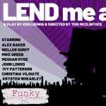 'Lend Me a Tenor' presented by Funky Little Theater Company at Funky Little Theater Company, Colorado Springs CO