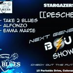Next Generation Blues Showcase presented by Pikes Peak Blues Community at Stargazers Theatre & Event Center, Colorado Springs CO