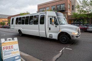 September Free First Friday Shuttle Bus presented by Cultural Office of the Pikes Peak Region at ,