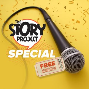 POSTPONED: The Story Project Special presented by Smokebrush Foundation for the Arts at Knights of Columbus Hall, Colorado Springs CO