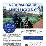 National Day of Unplugging presented by City of Colorado Springs Parks, Recreation & Cultural Services at Red Rock Canyon Open Space, Colorado Springs CO