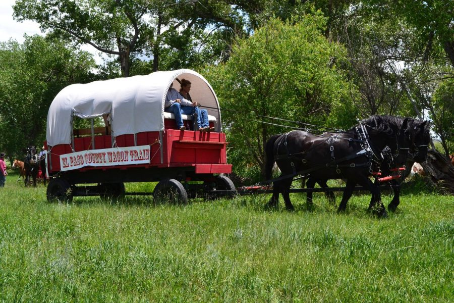 El Paso County Wagon Train presented by  at ,