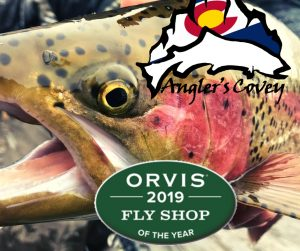 Women's Fly Tying Class presented by Anglers Covey Fly Shop at Anglers Covey Fly Shop, Colorado Springs CO