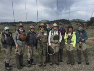 SOLD OUT: Women's Fly Fishing Camp presented by Anglers Covey Fly Shop at Anglers Covey Fly Shop, Colorado Springs CO