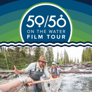 Fly Fishing Film Night and Social Celebrating Women Anglers presented by Anglers Covey Fly Shop at Anglers Covey Fly Shop, Colorado Springs CO