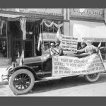 Downtown Walking Tour: 'Women's Voices, Women's Lives: Celebrating the 19th Amendment' presented by Colorado Springs Pioneers Museum at Colorado Springs Pioneers Museum, Colorado Springs CO