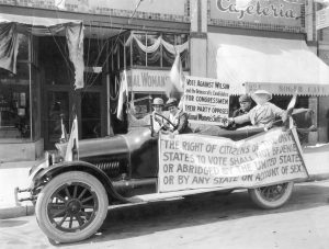 SOLD OUT: Downtown Walking Tour: Women's Voices, Women's Lives: Celebrating the 19th Amendment presented by Downtown Partnership of Colorado Springs at ,