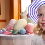 CANCELED: Victorian Easter Egg Hunt and Tea presented by Miramont Castle Museum at The Queen's Parlour Tearoom, Manitou Springs CO