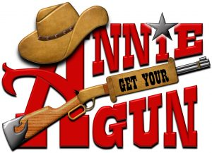 CANCELED: 'Annie Get Your Gun' presented by Sunrise Players at Sunrise United Methodist Church, Colorado Springs CO