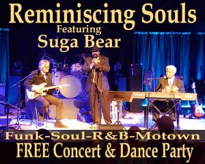 POSTPONED: Reminiscing Souls ft. Suga Bear presented by Stargazers Theatre & Event Center at Stargazers Theatre & Event Center, Colorado Springs CO