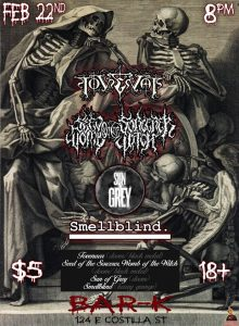 Grunge, Doom, & Black Metal presented by Home at ,