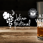 POSTPONED: 29th Annual Wine Festival of Colorado Springs: Axe & The Oak Whiskey Seminar and Tasting presented by Cottonwood Center for the Arts at Cottonwood Center for the Arts, Colorado Springs CO