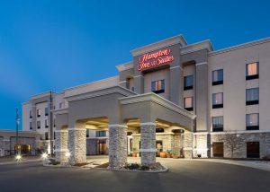Hampton Inn & Suites located in Colorado Springs CO