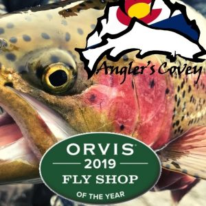 Anglers Covey Fly Shop located in Colorado Springs CO