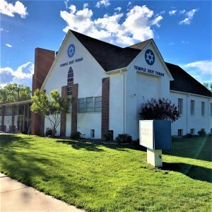 Temple Beit Torah located in Colorado Springs CO