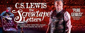 CANCELED: C.S. Lewis: The Screwtape Letters presented by Pikes Peak Center for the Performing Arts at Pikes Peak Center for the Performing Arts, Colorado Springs CO