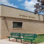 Benjamin Steele Elementary School located in Colorado Springs CO
