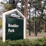Boulder Park located in Colorado Springs CO