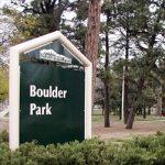 Boulder Park located in Colorado Springs CO