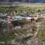 Bancroft Park in Old Colorado City located in Colorado Springs CO