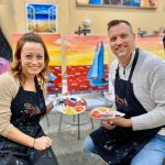 TEMPORARILY CLOSED: Weekend Paint & Sip Classes presented by Painting with a Twist: Downtown Colorado Springs at Painting with a Twist Colorado Springs Downtown, Colorado Springs CO