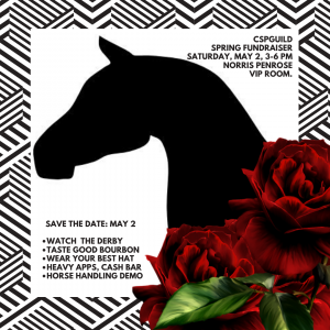 Kentucky Derby Watch Party and Fundraiser presented by Colorado Springs Philharmonic Guild at Norris Penrose Event Center, Colorado Springs CO